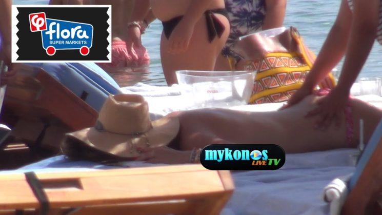 Alessandra Ambrosio enjoys relaxing topless massage during Mykonos getaway- η Αλεσαντρα Αμπροζιο απολαμβανει τοπλες το μασαζ της στην Μυκονο