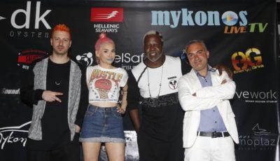 Σεξι χρονια Mykonos Live TV ολα οσα εγιναν στο μεγαλο παρτυ του καναλιου