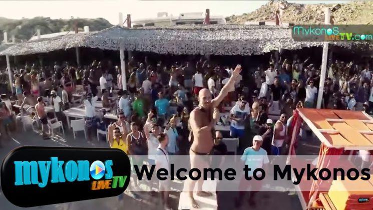 Welcome to Mykonos Benvenuti a Mykonos 欢迎米科诺斯 mikonos'ta hoş geldiniz