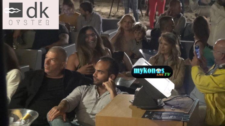 Μεχρι και ο συμβουλος του Ντοναλντ Τραμπ ηταν στο παρτυ του MYKONOS LIVE TV