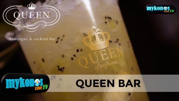 Queen Bar Royal nights with champagne and the best cocktails
