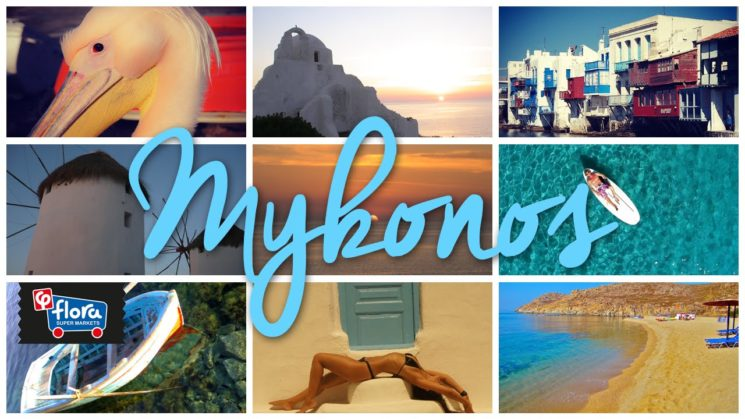 A tour of the heavenly island of Mykonos