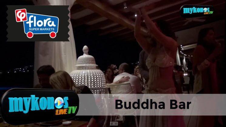 εγκαινια με χορο της κοιλιας, σοπρανο και πυροτεχνηματα για το Buddha Bar στην Μυκονο