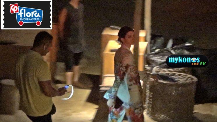 Το μοντελο Bella Hadid και η Kendall Jenner της οικογενειας Kardashians παρταρει στην Μυκονο- Kendall -Jenner Bella Hadid holidaying in Mykonos