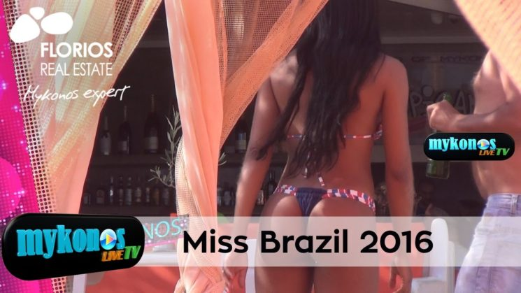 Miss Brazil 2016 by Mykonos Live Tv