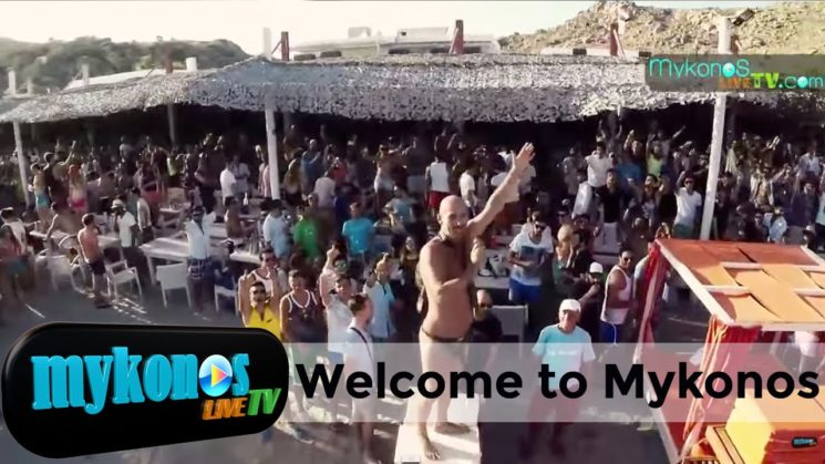 Welcome to Mykonos Benvenuti a Mykonos 欢迎米科诺斯 mikonos'ta hoş geldiniz