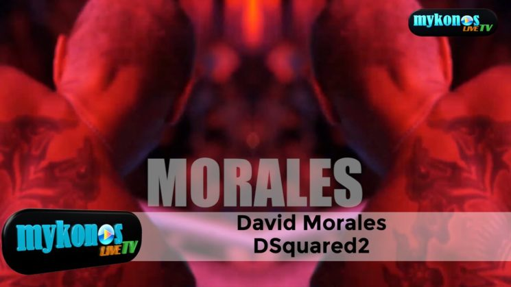 David Morales birthday vibes with his crazy friends Dsquared2 at Cavo Paradiso