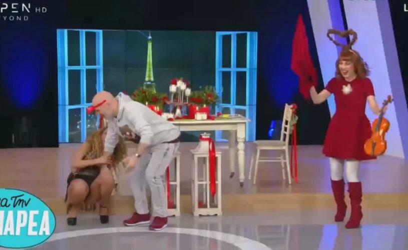 Το ερωτικό ραντεβού Μουτσινά-Γιούσεφ, ο αποκαλυπτικός χορός και το ατύχημα on air