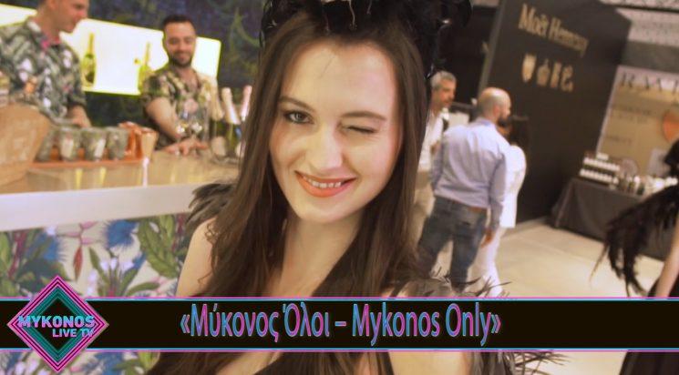 Με απόλυτη επιτυχία ολοκληρώθηκε η πρώτη συνάντηση «Μύκονος Όλοι – Mykonos Only»
